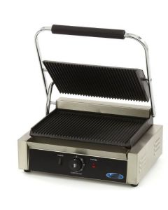 Toaster - Contact Grill striat, temp 0-300grC