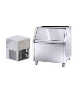 Masina fulgi de gheata, productivitate 510 kg/24h, capacitate depozitare 350kg gheata, electrolux