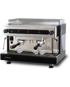 Espressor semiautomat pentru cafea, 2 grupuri