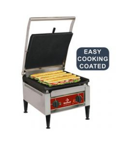 Contact-grill HIGH OUTPUT-Panini cooking