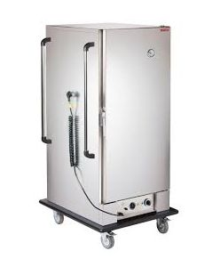 Carucior cald capacitate 20 tavi GN 1/1 sau 10 GN 2/1