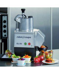 Robot taiat legume profesional | Masina taiat legume CL50 Robot Coupe Franta