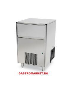 Masina cuburi de gheata, productivitate 155 kg / 24 h, capacitate depozitare 65 kg