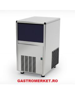 Masina cuburi de gheata, productivitate 75 kg / 24 h, capacitate depozitare 30 kg