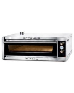Cuptor pizza electric, capacitate 6 pizza, diam 34 cm, capacitate 2 tavi 60x40cm, USA MARE
