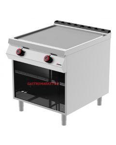 Gratar fry-top electric, suprafata neteda, LINIA 900