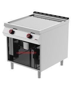 Gratar fry-top electric, suprafata striata LINIA 900