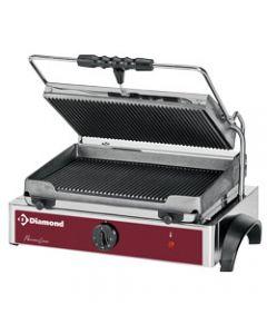Toaster - Contact Grill striat