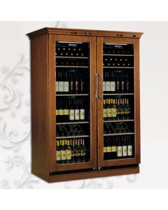 MAXICANTINETTA GLX- Vitrina frigorifica pentru vin, 2 compartimente