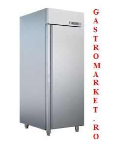 Dulap frigorific inox, temperatura de lucru -2+10grC, capacitate 620 lt