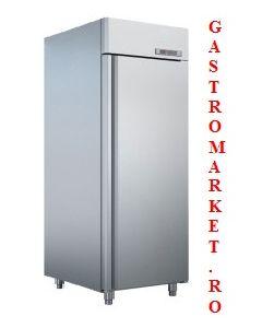 Dulap congelare inox, temperatura de lucru -10-20grC, capacitate 620 lt