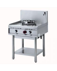 Masina de gatit wok pe gaz cu un arzator